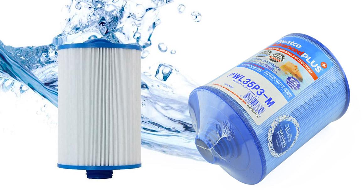 Фильтр для очистки воды в СПА