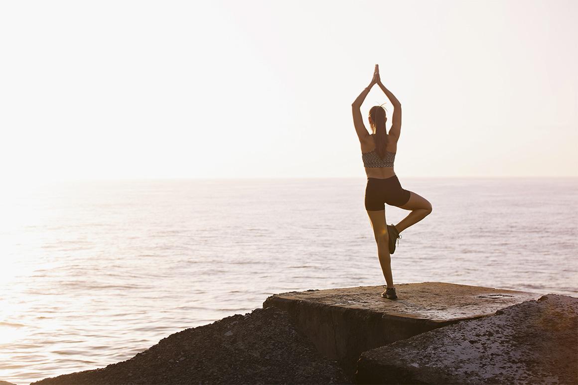 Медитация после тренировки