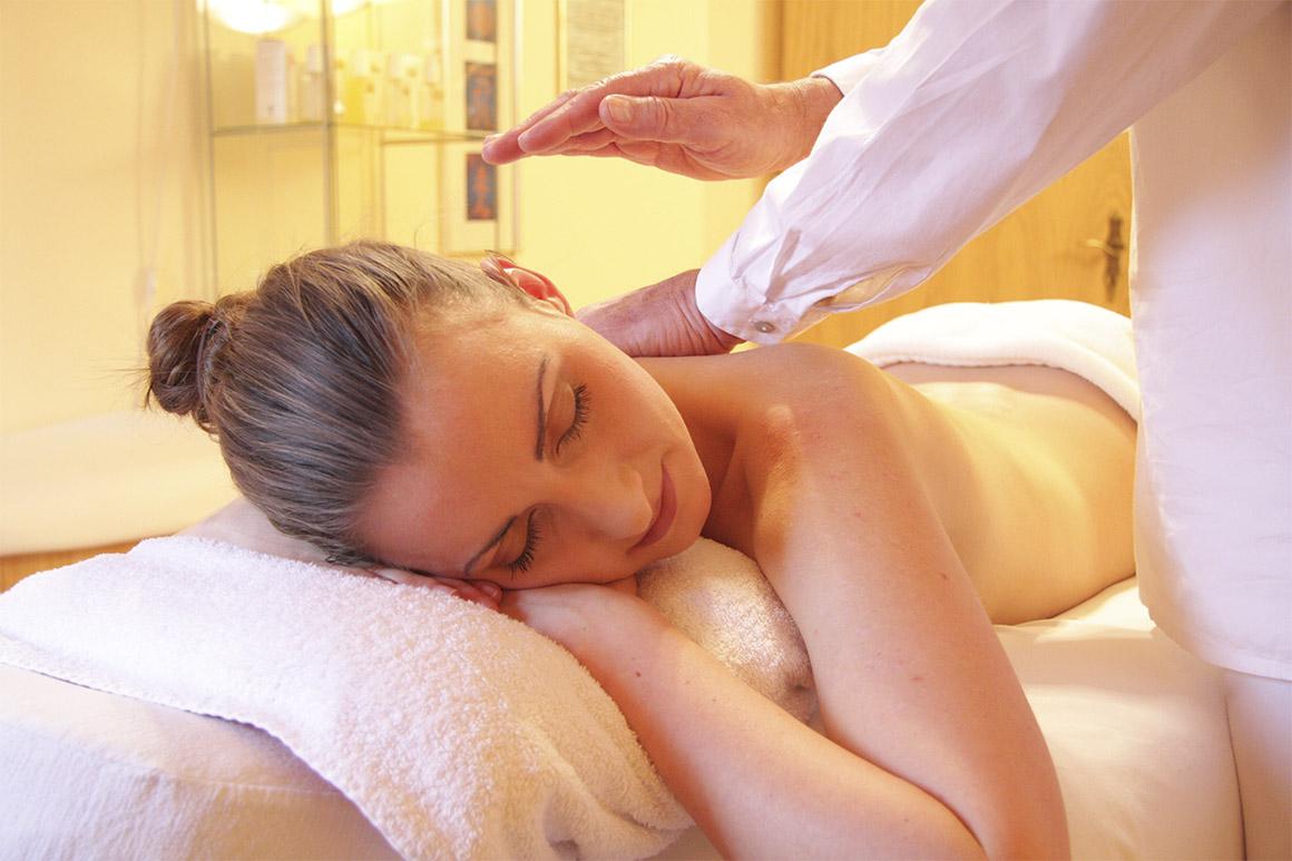 Восстанавливающий массаж