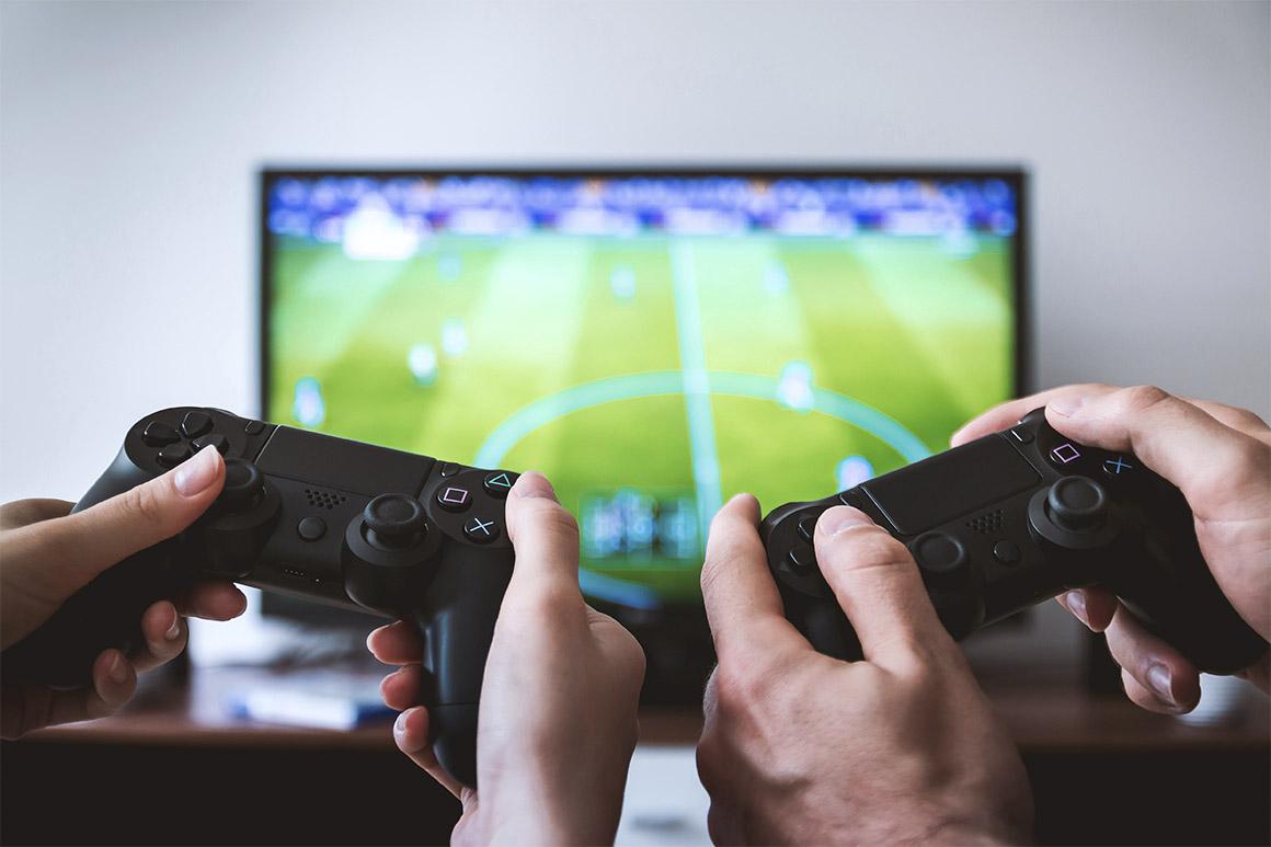 Видеоигры - релакс после тренировки