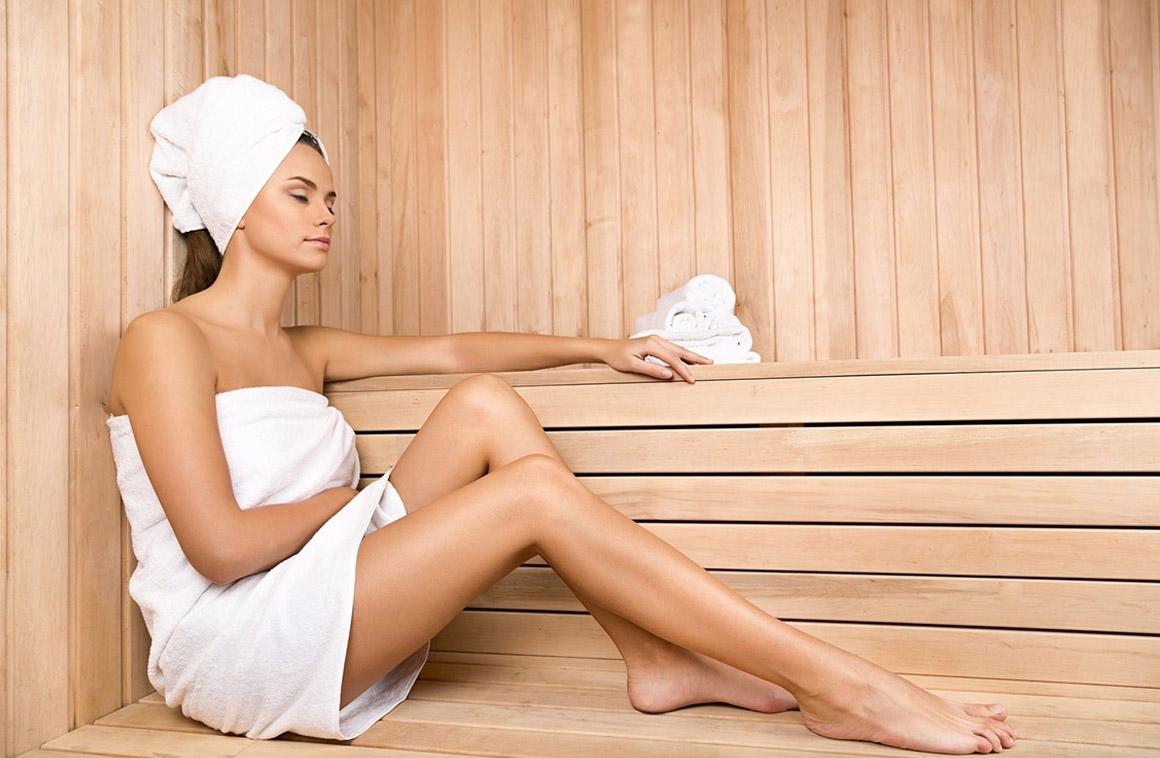 фото девушка в бане утончённой нежностью