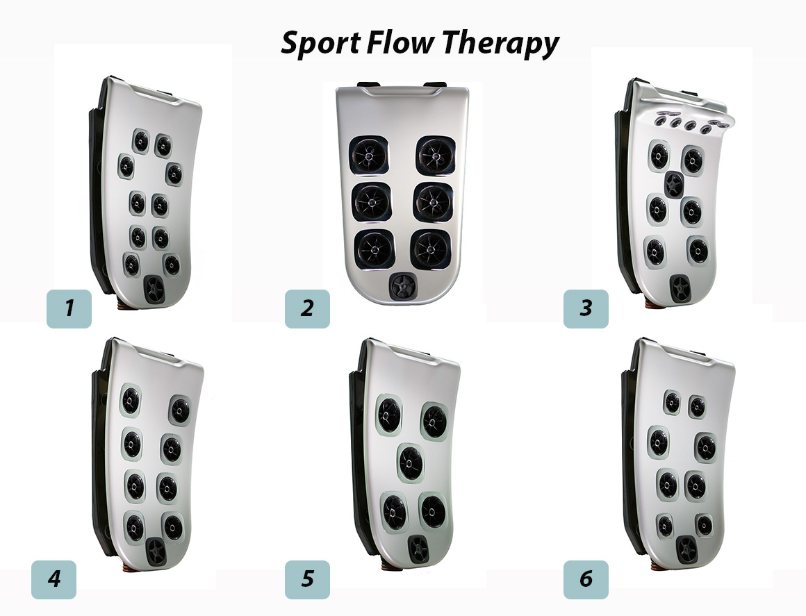 Модули Sport Flow Therapy Villeroy&Boch