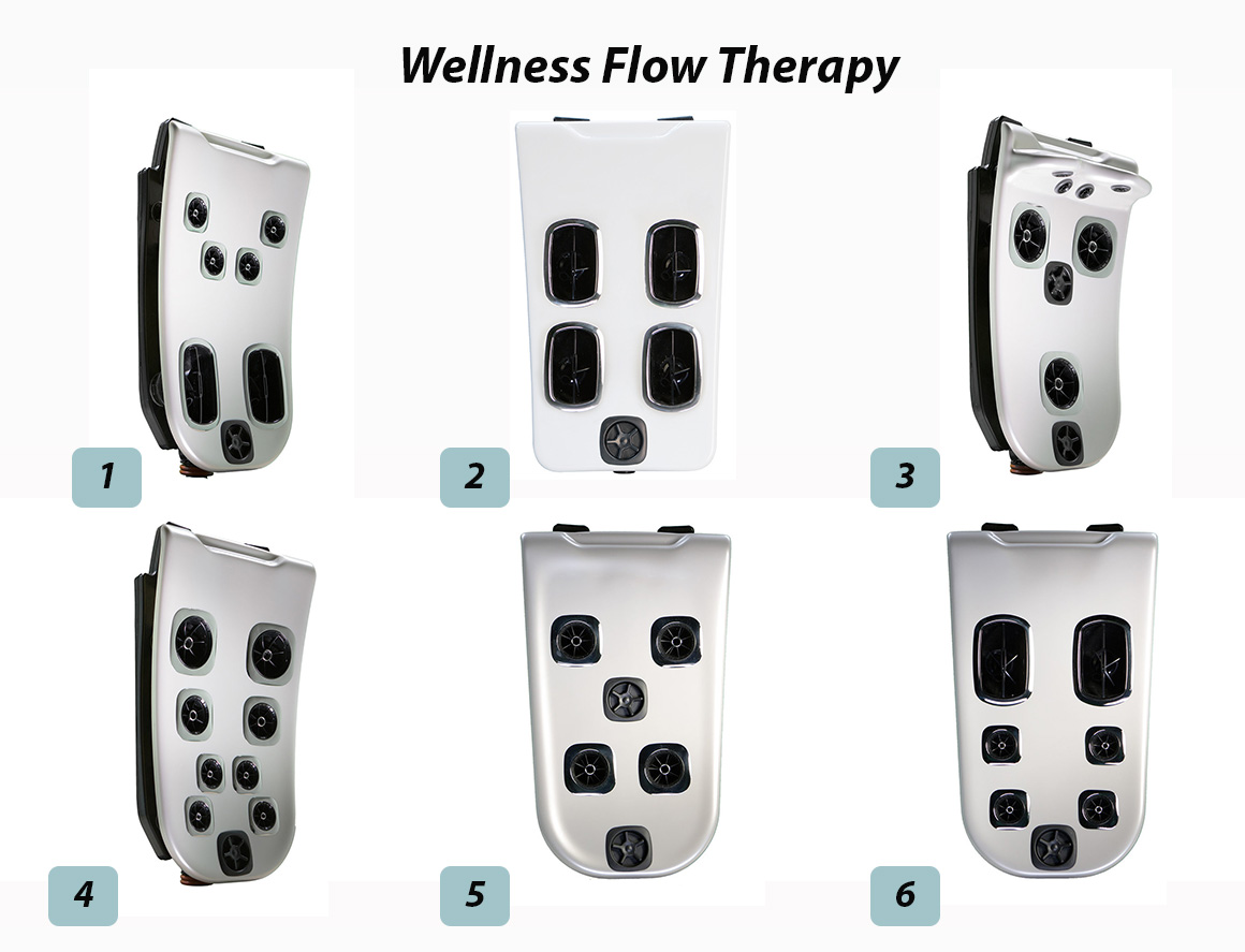 Модули Wellness Flow Therapy