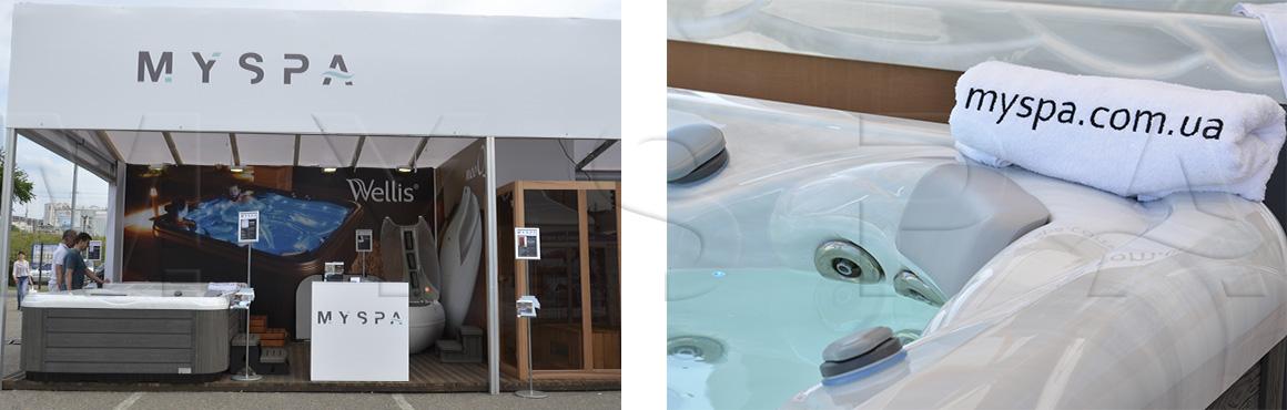 СПА-бассейн Wellis для отдыха