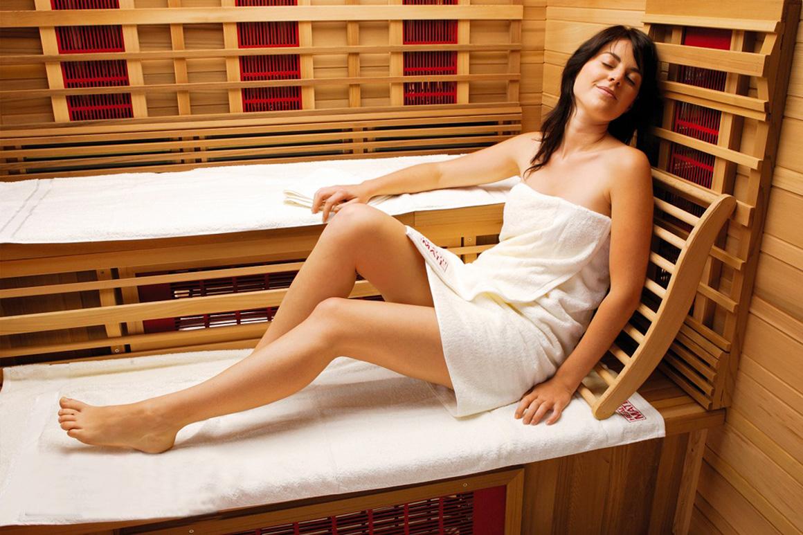 Сауна помогает восстановить здоровье и молодость кожи