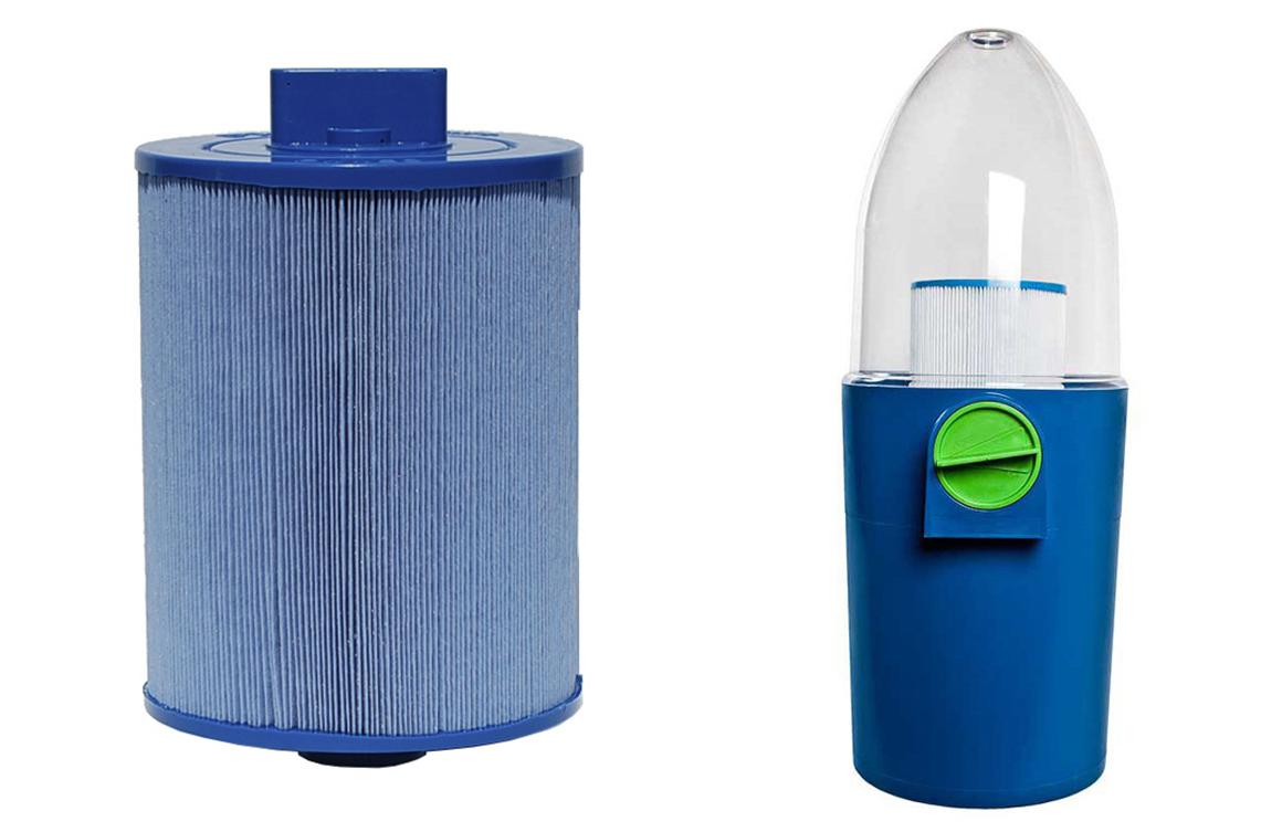 Фильтр для джакузи и система очистки