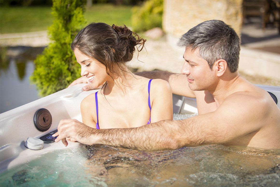СПА-бассейн для снятия стресса