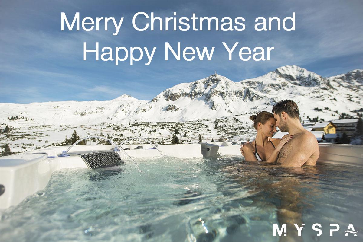Поздравление MYSPA с Новым годом