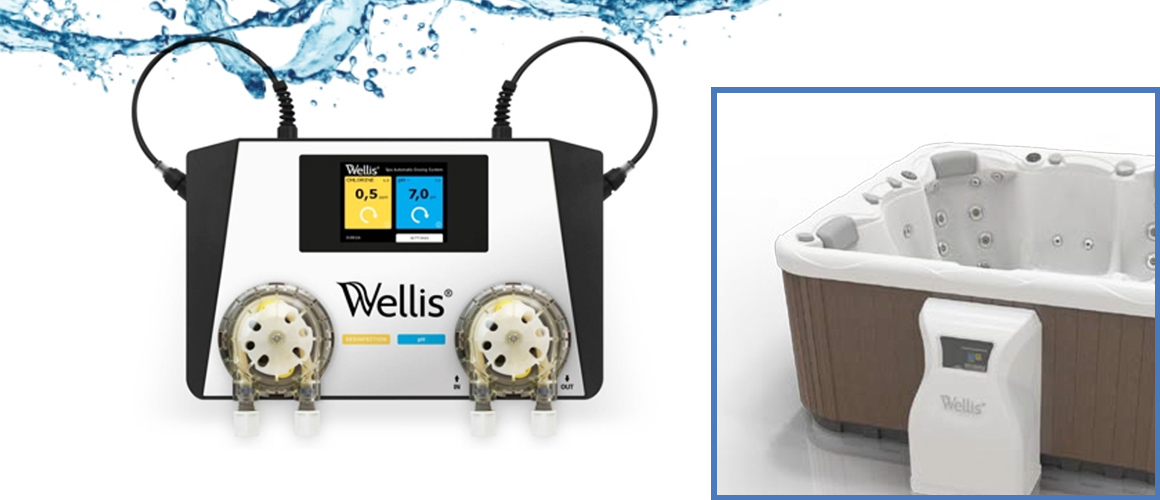 Системы дозирования хлора Wellis