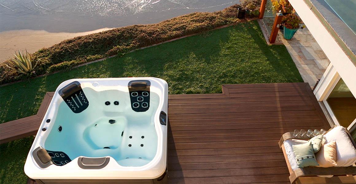 СПА-бассейн серии Comfort Line