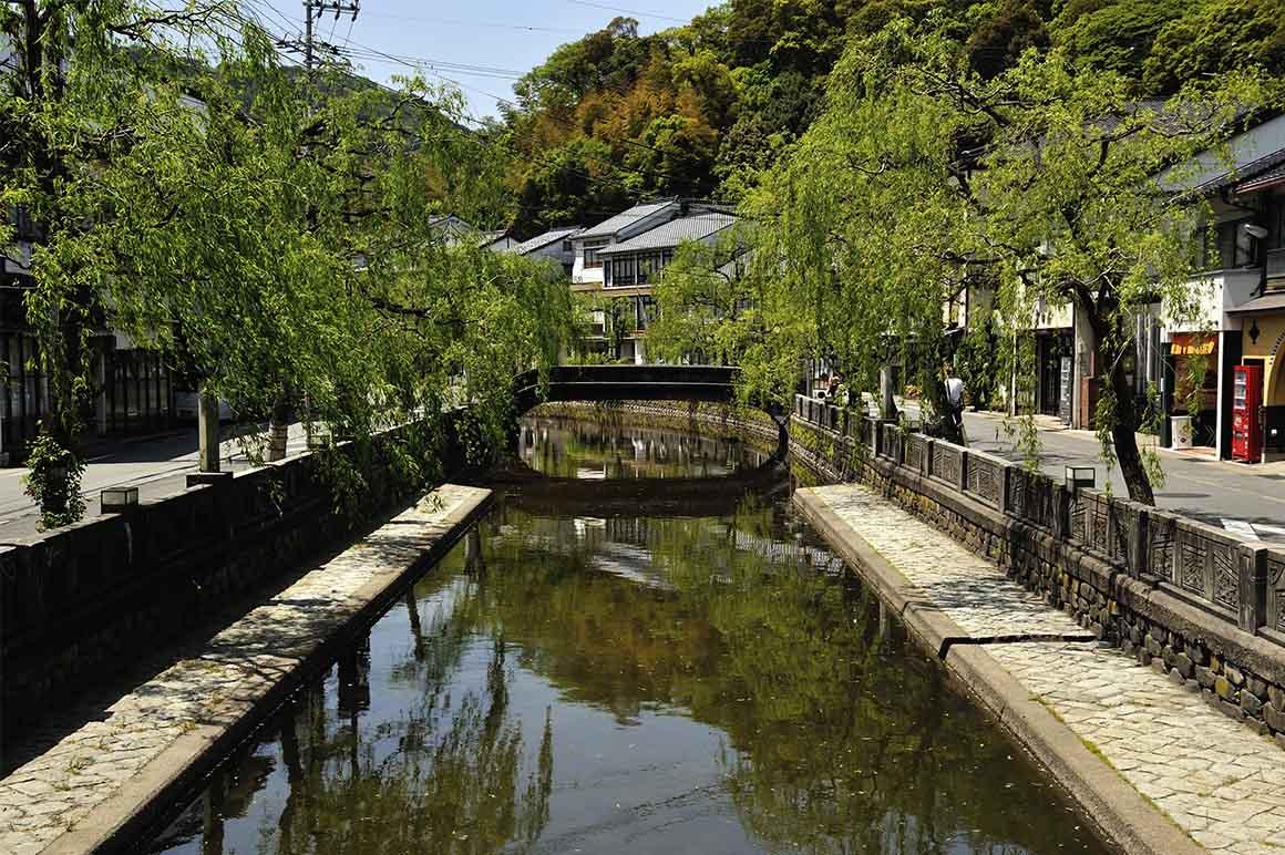 Онсэн Киносаки, Япония