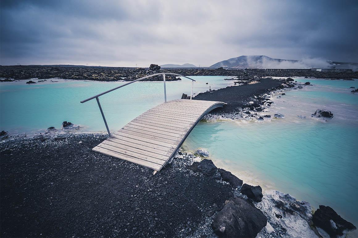 СПА-курорт «Голубая Лагуна», Исландия