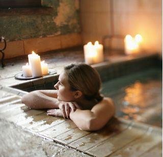СПА-ванна и здоровый сон
