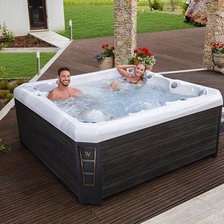 Выбор типа гидромассажного бассейна – плавательный Swim Spa или SPA-бассейн