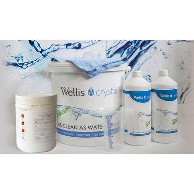 Очиститель СПА-ванны Wellis Crystal Spa Cleaner