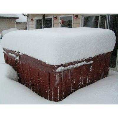 Теплосберегающая зимняя крышка для СПА Wellis XTREME™