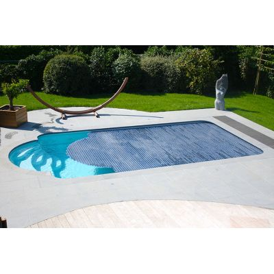 Композитный бассейн Sky Mirror Golf - 10,0 x 4,0 x 1,5 м