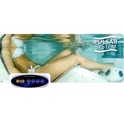 Система гидромассажа Wellis PULSAR™ Massage System (для кресла)