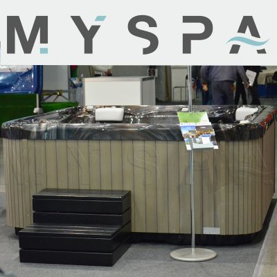 СПА-бассейн MyLine Spa Pluto