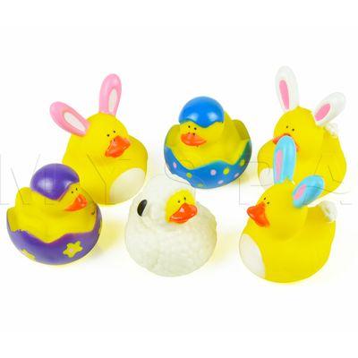 Игрушка для СПА-бассейна Wellis Easter Duck / Christmas Duck