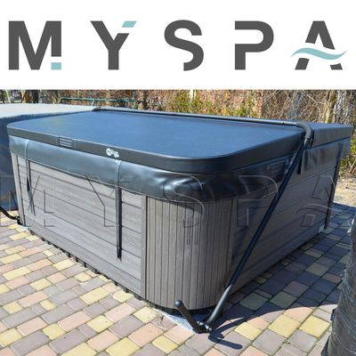 Подъемный механизм термокрышки Myspa Cover Rock-It