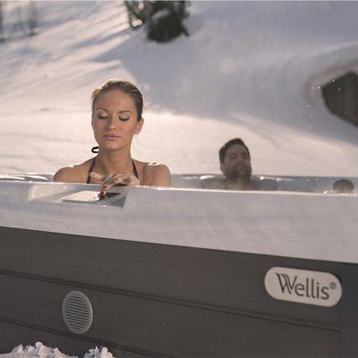 СПА-бассейн Wellis Discovery